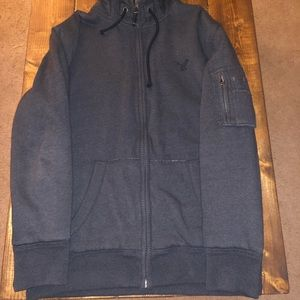 XL/T American Eagle heavy coat